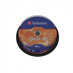 Verbatim  DVD-R 16X 4.7GB 10pack